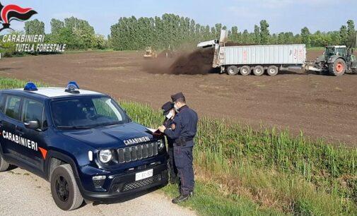 PROVINCIA 08/06/2021: Uso dei fanghi in Agricoltura. Da Giussago una scossa all'Arpa. Elogi ai sindaci 'sentinella'. E Legambiente condanna senza appello la pratica