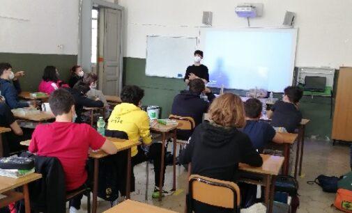 VOGHERA 13/05/2021: Scuola. Al Maserati e alla Pascoli si parla di stereotipi e di violenza di genere