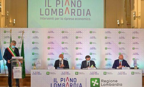 PAVIA e PROVINCIA 13/05/2021: La Regione lancia il Piano Lombardia. 111 milioni sono riservati alla provincia di Pavia