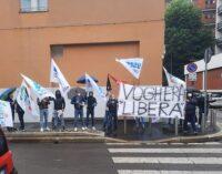 VOGHERA 11/05/2021: Carcere. A Milano il nuovo sit-in di 4 sindacati della polizia penitenziaria iriense