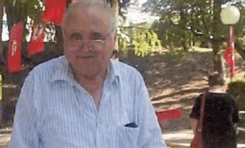 VOGHERA 16/05/2021: L'Anpi di Voghera piange Ugo Scagni. Ricercatore e autore di molti libri sulla lotta partigiana