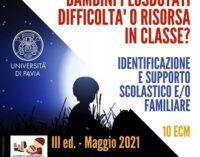 PAVIA PROVINCIA 04/05/2021: Bambini plusdotati. L'università lancia un corso per psicologi psicoterapeuti e neuropsichiatri