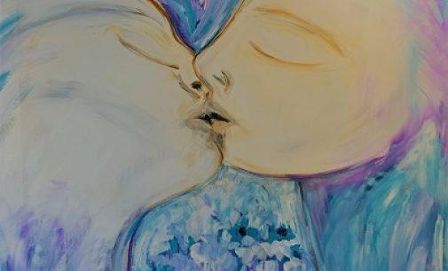 VOGHERA 24/06/2021: La pittrice Ilaria Clementi alla Stanza Landini. Nuova esposizione d'arte in via XX Settembre 34