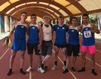 VOGHERA 14/06/2021: Campionati Italiani Junior a Grosseto: soddisfazioni per l'Atletica Iriense