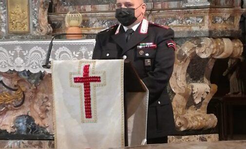 VOGHERA OLTREPO 05/06/2021: Sicurezza. Tornano nelle chiese i consigli dei Carabinieri contro le truffe e furti in danno degli anziani