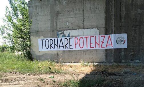 """VOGHERA 09/06/2021: CasaPound, affissioni anche in città e a Pavia: """"Tornare potenza e rifiutare il fatalismo"""""""