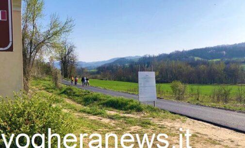 BAGNARIA 14/06/2021: La Greenway Voghera-Varzi è completa. Sabato il taglio del nastro ufficiale