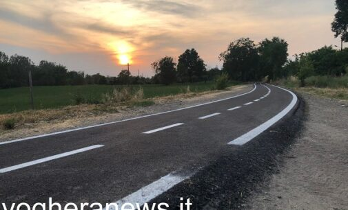 VOGHERA VARZI 18/06/2021: Domani a Bagnaria l'inaugurazione ufficiale della Greenway completata. Sindaci e autorità al taglio del nastro