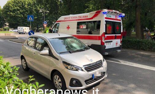 VOGHERA 16/06/2021: Pedone attraversa la strada è viene falciato. Ferito un 68enne. Lunedì investimento anche in via Zanardi