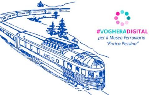 """VOGHERA 21/06/2021: Al via il concorso video-fotografico di """"Voghera Digital"""" per promuovere su internet il Museo ferroviario"""
