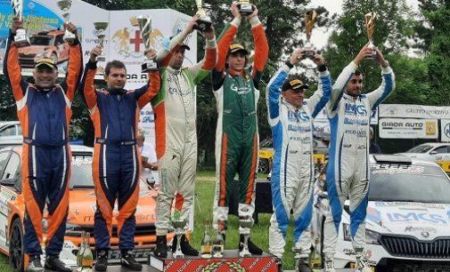 VOGHERA 25/06/2021: Rally. Il vogherese Giacomo Scattolon vince il 37° Rally della Lanterna. Ora punta al podio nel 4 Regioni di Salice