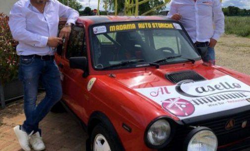 SALICE TERME 02/07/2021: Torna il Rally 4 Regioni. Al via anche il pilota di casa Tigo Salviotti