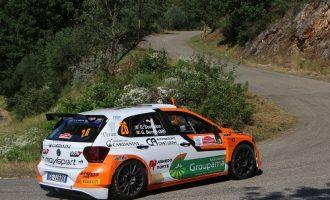 ROMA 25/07/2021: Rally. Il vogherese Scattolon a testa alta al Rally della Capitale. 11° assoluto e 4° degli italiani