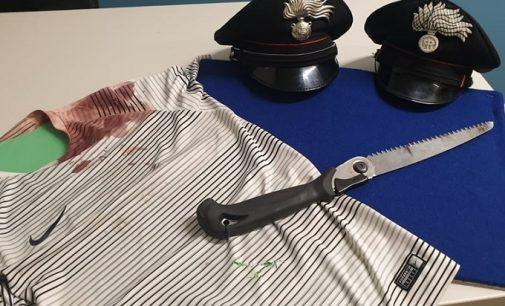 MORTARA 02/07/2021: Per poco non sgozza il rivale. 32enne egiziano arrestato dai carabinieri
