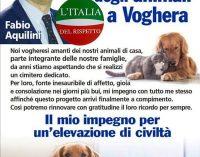 VOGHERA 13/07/2021: Cimitero degli animali. L'Italia del Rispetto lancia una raccolta firme