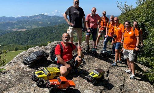 VOGHERA 15/07/2021: L'Associazione Modellistica Vogherese è tornata. Domenica il raduno sul Monte Vallassa