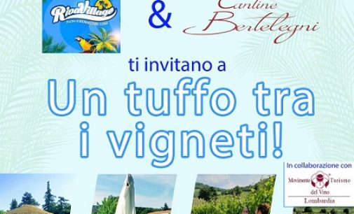 RIVANAZZANO ROCCA SUSELLA 09/07/2021: Vino territorio e turismo. 2 weekend di eventi per chi ama il vino e la piscina