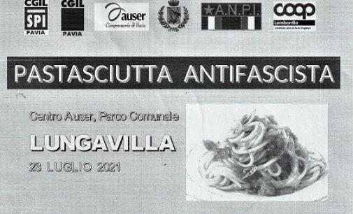LUNGAVILLA 17/07/2021: Il 23 luglio all'Auser la pastasciutta antifascista