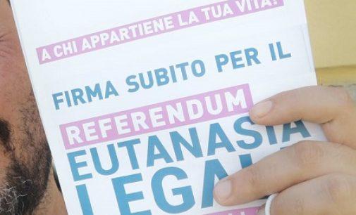 PAVIA 05/07/2021: Referendum Eutanasia Legale. Dal prossimo fine settimana firme anche a Pavia