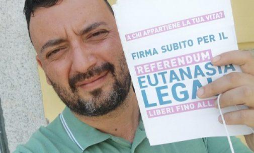 VOGHERA PAVIA 03/07/2021: Referendum Eutanasia Legale. Iniziata la raccolta firme