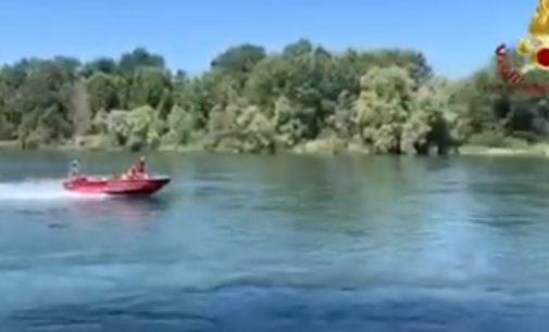 PAVIA 19/07/2021: Nuotatore disperso nel Ticino. Ancora in corso le ricerche VIDEO