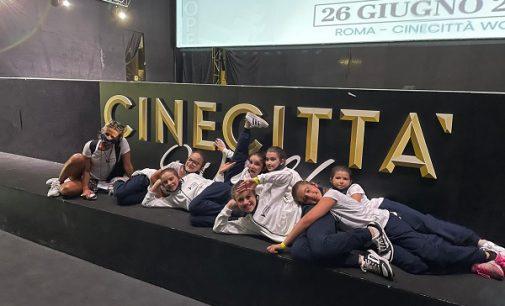 VOGHERA 02/07/2021: La scuola di danza vogherese fa il pieno di premi a Cinecittà