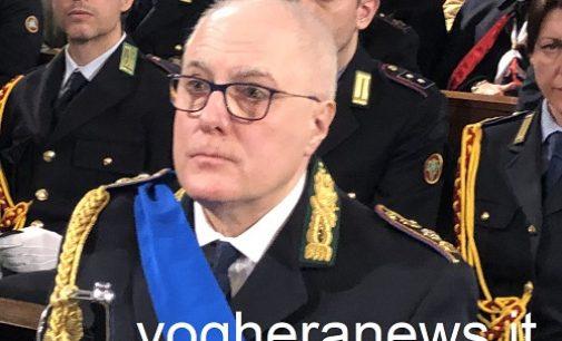 VOGHERA 06/07/2021: Algeri comandante facente funzioni della Polizia Locale dopo la partenza di Calcaterra