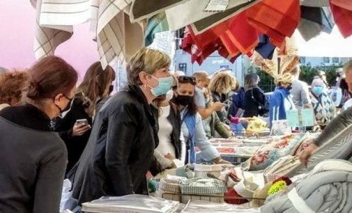 """GODIASCO SALICE TERME: Gli Ambulanti di Forte dei Marmi®. Domenica 5 settembre tornano le """"boutique a cielo aperto"""" del mercato di qualità più famoso d'Italia"""