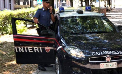 PAVIA 24/08/2021: Stradellino trovato con l'hashish sull'allea di viale Matteotti. Denunciato dai carabinieri