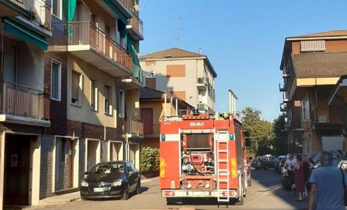 VOGHERA 30/08/2021: Esce di casa lasciando la pentola sul fuoco. Rischio incendio in via De Gasperi. I Pompieri evitano il peggio