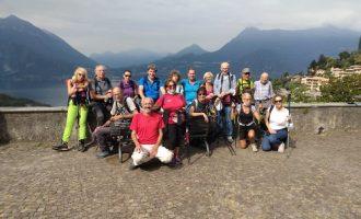 VOGHERA 27/09/2021: Successo per il trekking sul Sentiero del Viandante