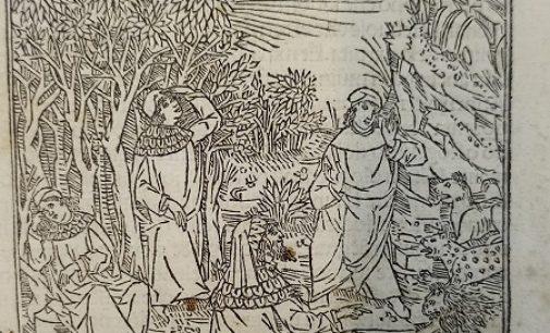 VOGHERA 20/09/2021: 700 anni di Dante. Sabato con Matteo Basora alla scoperta degli antichi testi della Divina Commedia