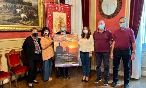 VOGHERA 01/10/2021: Domani sera in Duomo il concerto in memoria delle vittime vogheresi del Covid