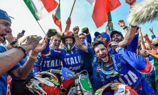"""RIVANAZZANO 05/09/2021: Mondiale di Enduro. L'Italia vince la 95° edizione della gara svoltasi fra la valle Staffora e la val Curone"""""""