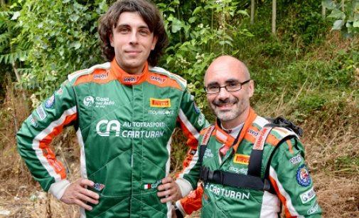 VOGHERA 04/09/2021: Rally. Buon inizio per Scattolon e Bertacchini alla 44° 1000 Miglia