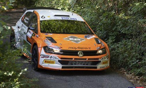 BRESCIA 06/09/2021: Rally. Dopo la 1000 Miglia Scattolon resta nella Top10 ma non riduce il distacco in classifica generale
