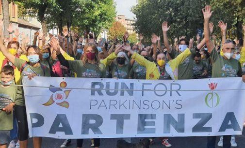 """VOGHERA 21/09/2021: Ancora un successo per la Run For Parkinson's. Virgilio: """"Grazie alla sinergia tra enti e associazionismo si raggiungono nobili scopi"""""""