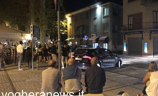 SALICE TERME 11/10/2021: Obbligo di dimora notturno ad un 28enne vogherese che fa a pungi a Salice e poi aggredisce anche i Carabinieri