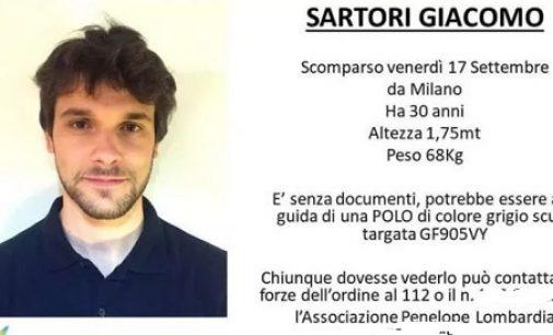 MOTTA VISCONTI 24/09/2021: Finite le ricerche di Giacomo Sartori. Trovato senza vita in un bosco