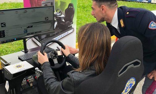 PAVIA E PROVINCIA 18/09/2021: Incidenti stradali. Parte la Campagna sulla sicurezza della Polizia Stradale