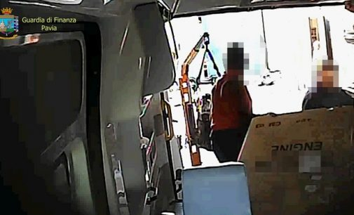 PAVIA 18/10/2021: Presunto Caporalato e Ambulanze usate per trasporto merci. Sotto sequestro una cooperativa operante nel settore dei trasporti sanitari