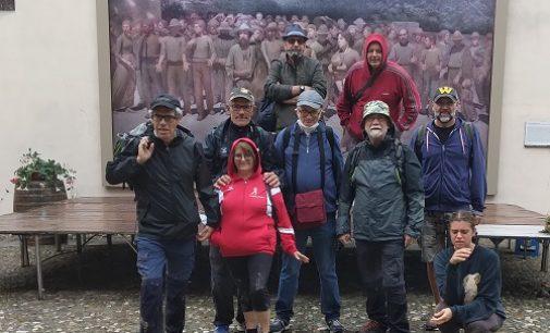 VOGHERA 04/10/2021: Trekking sui sentieri di Pellizza da Volpedo