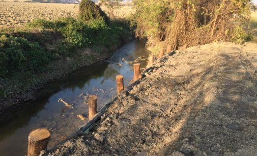 VOGHERA CERVESINA 01/10/2021: Sicurezza idraulica. Approvato il progetto da 500mila euro per sistemare il Cavo Lagozzo