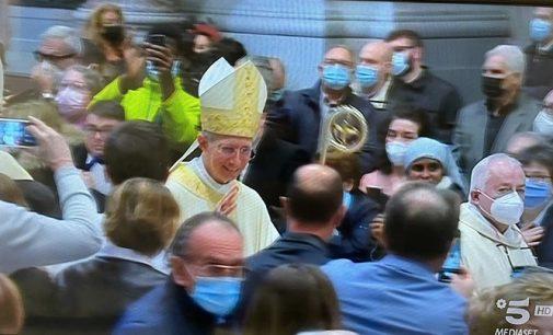 VOGHERA OLTREPO 17/10/2021: Mons. Guido Marini ordinato vescovo oggi in San Pietro a Roma