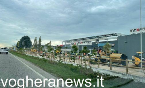 PAVIA 08/10/2021: Commercio e lavoro. Al posto del Mercatone Uno arriva Max Factory