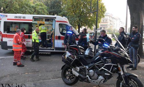 PAVIA 25/10/2021: Cittadino in arresto cardiocircolatorio salvato da Carabinieri e Polizia con massaggio cardiaco e defibrillatore